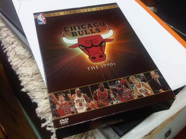 NBA Dynasty Series - Chicago Bulls